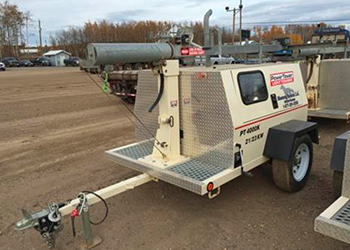 Terex 20 kW Light Tower